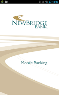 NewBridge Bank Mobile Banking - screenshot thumbnail