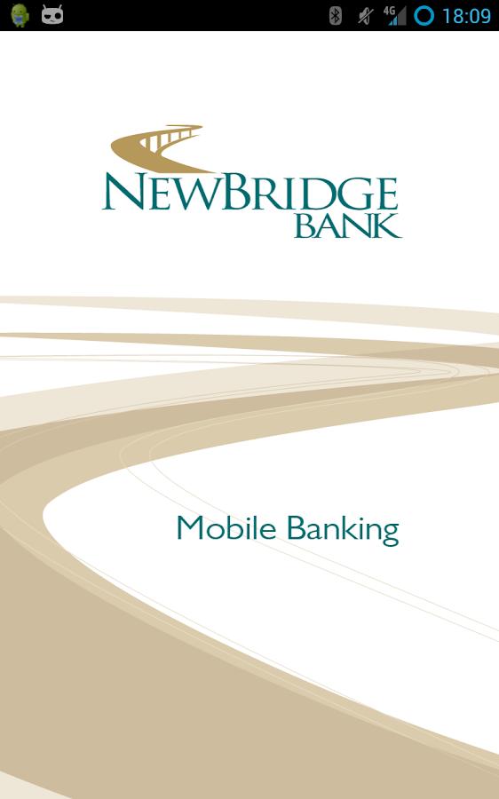 NewBridge Bank Mobile Banking- screenshot