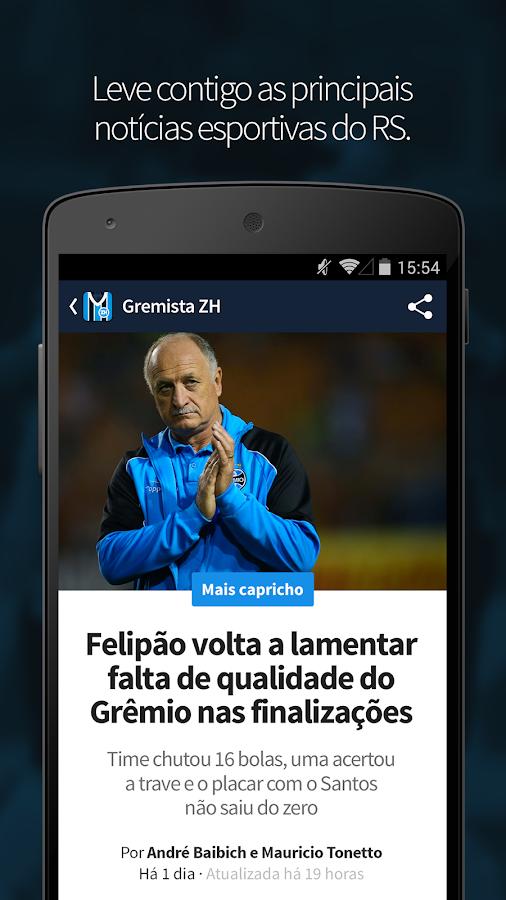 Gremista ZH - screenshot