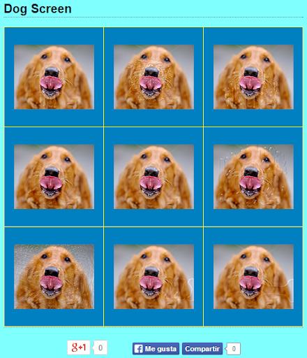 Dog Screen