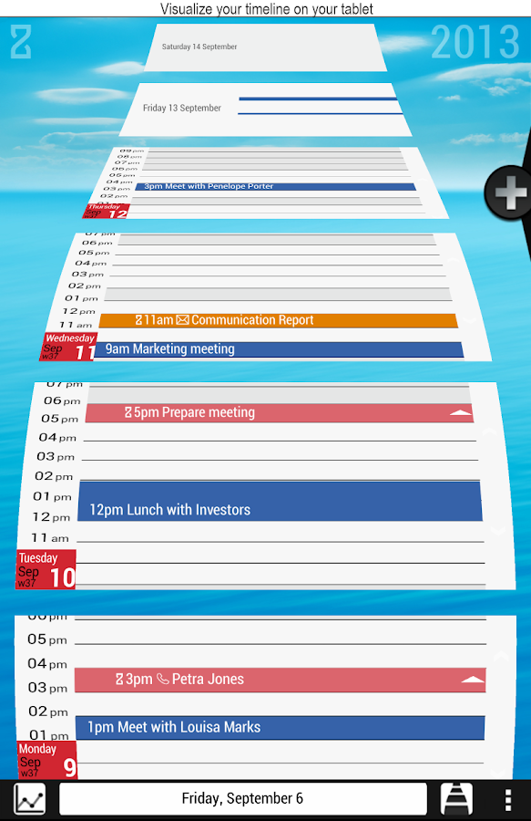 ZenDay: Tasks, To-do, Calendar - screenshot
