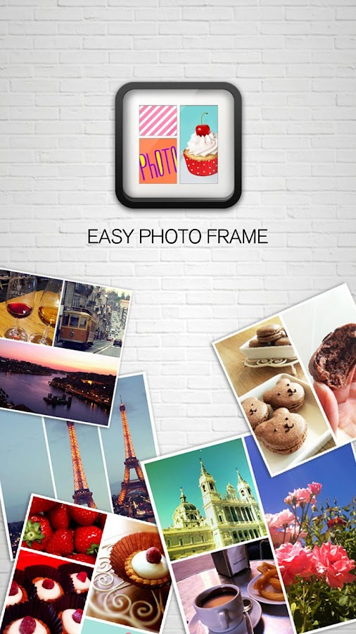 Photo Frame Free:Easy Collage - screenshot