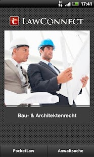 Bau- & Architektenrecht- screenshot thumbnail