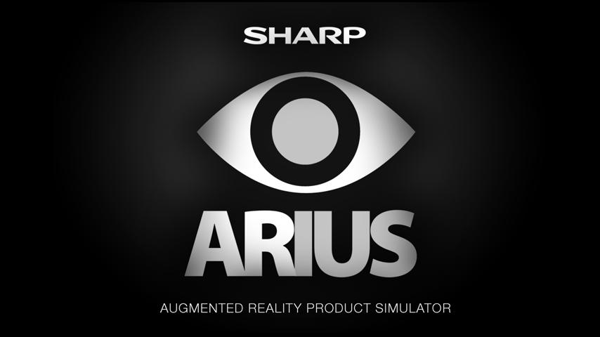 Sharp ARIUS - screenshot