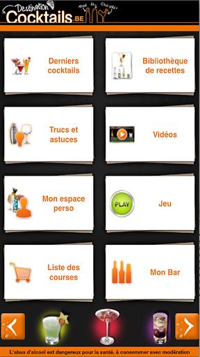 Destination Cocktails Belgique 1.0.1 screenshots 1