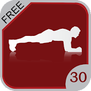 30 Day Plank Challenge FREE 2.0.1 Icon