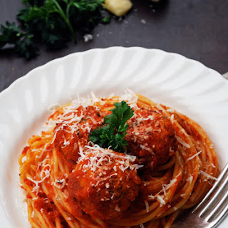 "Spaghetti and ""Meatballs"""