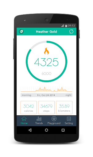 Body Sensor 健康追踪