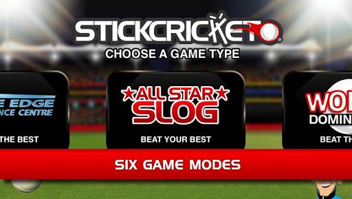 Stick Cricket screenshot 4
