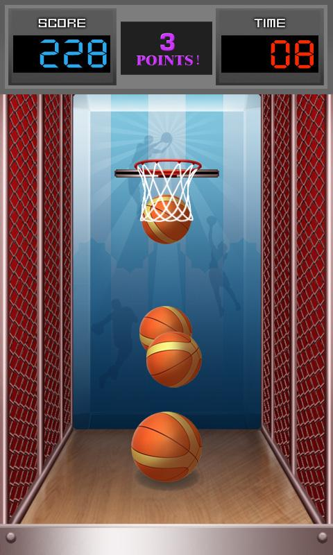 Basketball Shot- screenshot