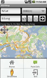 WaHMap (for Hong Kong only)- screenshot thumbnail