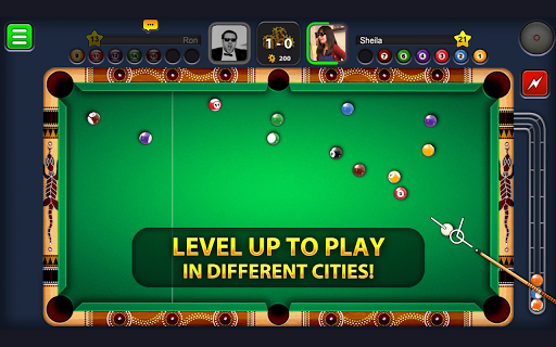 8 Ball Pool  gameplay | by HackJr.Pw 14