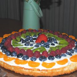 Lemon Sponge Cake I