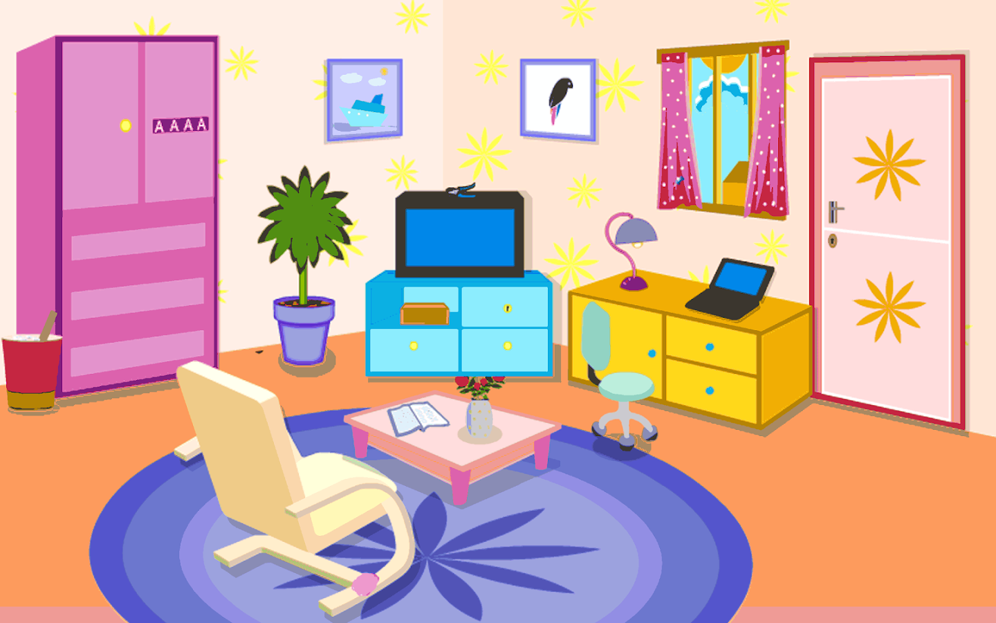 Escape puzzle apartment rooms android apps on google play for Escape puzzle