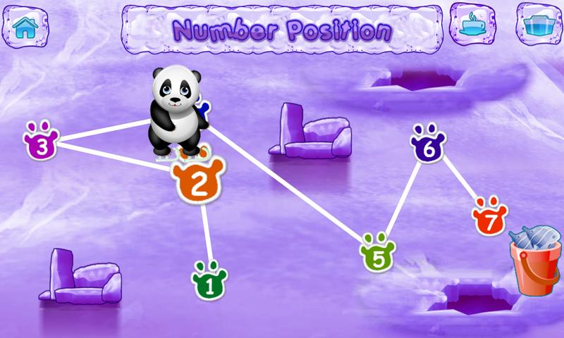 Panda Math - screenshot