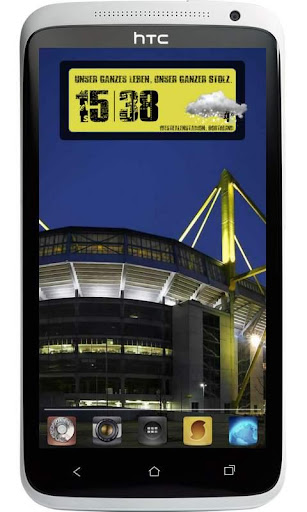 Borussia Dortmund - UCCW Skin