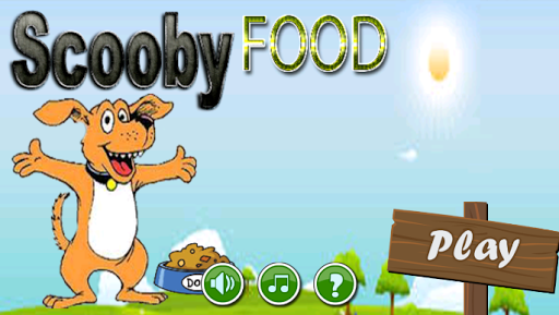scooby food