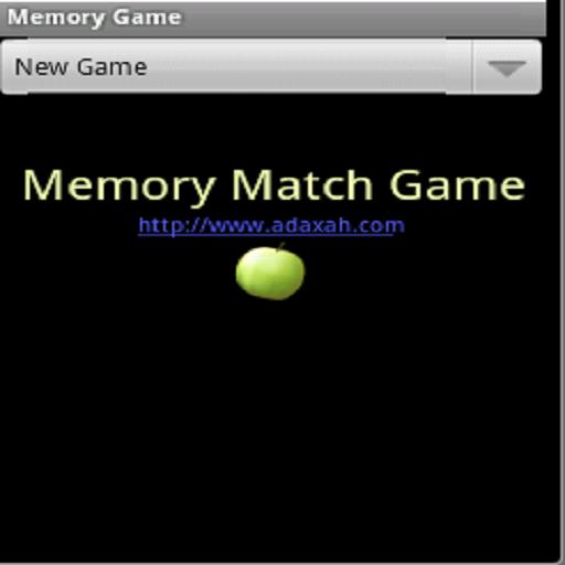 Kids Memory Match Game
