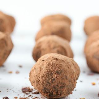Chili Chocolate Truffles.