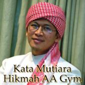 Kata Mutiara Hikmah AA Gym