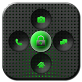 GO Locker Titanium Green Theme