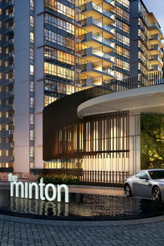 Sg The Minton Condominium