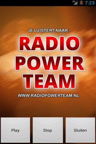 RadioPowerTeam.nl