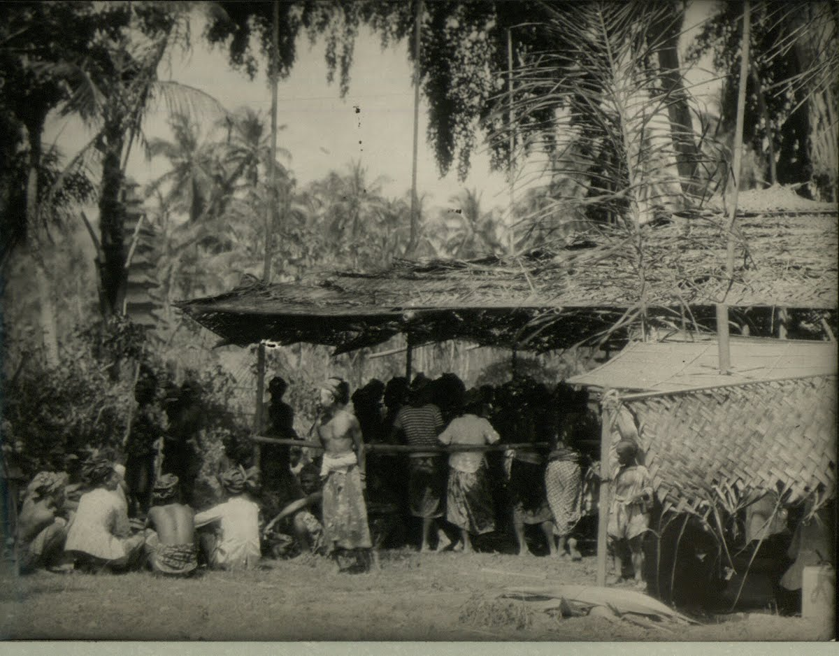 Dutch East Indies Bali Types