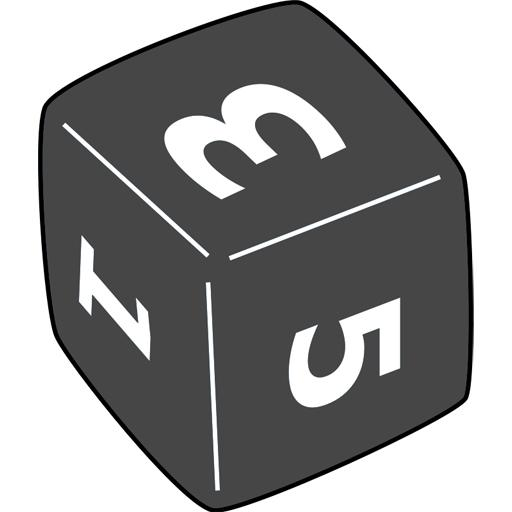 Simple Board Game Dice LOGO-APP點子