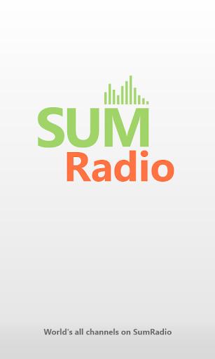 Sum Radio - 環球FM電台
