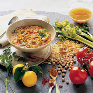 Golden Lentil Stew