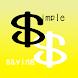 Simple Savings: つもり貯金