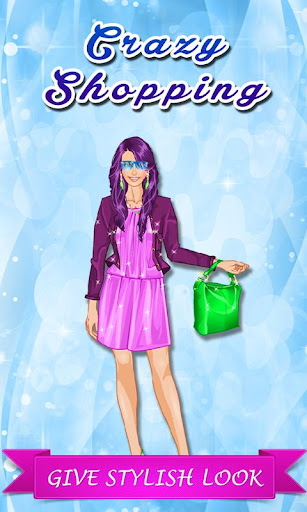 Crazy Shopping - Dressup Salon