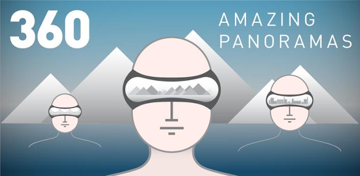 Приложение для андроид 360 для создания 3D панорам