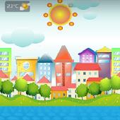 PH-HK Weather Live Wallpaper