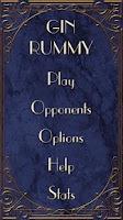 Screenshot of Gin Rummy Pro
