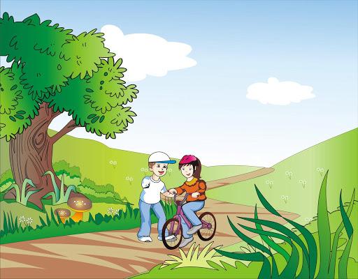 Tinny's Bicycle