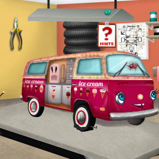 アイスクリームトラックの修正と修復 休閒 App LOGO-硬是要APP