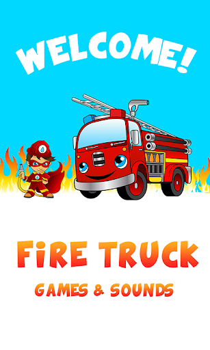 Fire Truck games for kids lite
