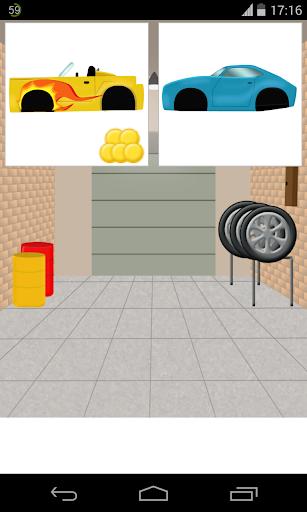 トラック建物ゲーム