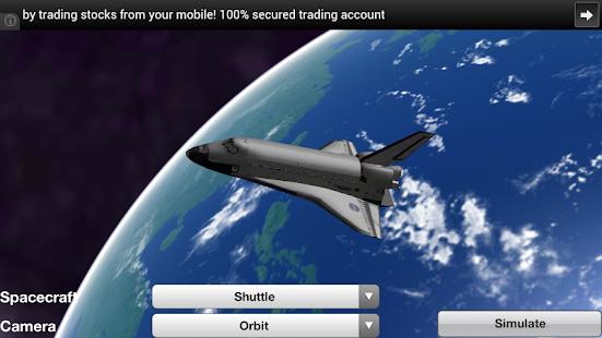 Space Flight Orbiter - Free