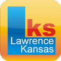 Lawrence KS logo