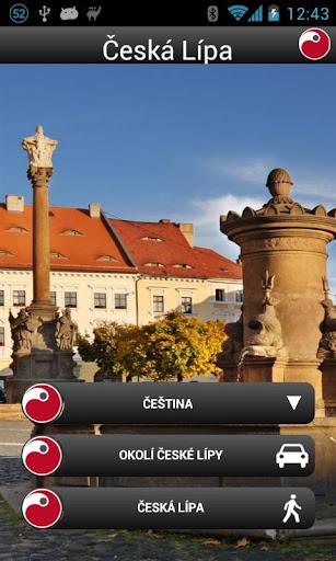 Česká Lípa - audio tour