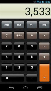 計算機 - iPhone經典極簡風格計算機