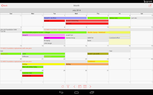 Staff Planner - Schedule it