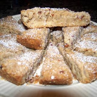 Spiced Pecan Shortbread