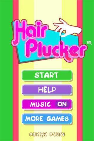 Hair Plucker - screenshot