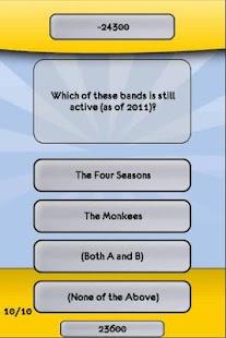 Oldies Music Trivia Quiz 解謎 App-癮科技App