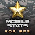 Battlefield 3 Mobile Stats logo