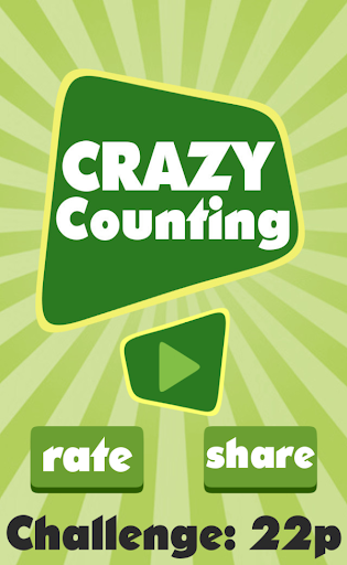 Crazy Counting